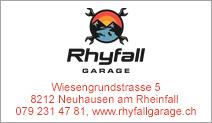 Rhyfall Garage