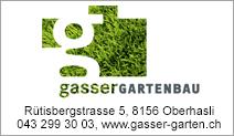 Gasser Gartenbau AG