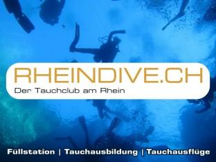 Rheindive.ch - Der Tauchclub am Rhein
